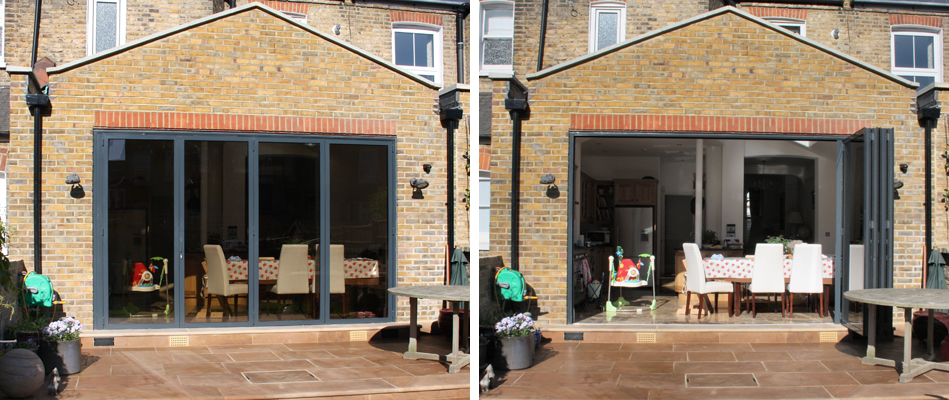 garage extension ideas - 1st Architects London architecture for London and the