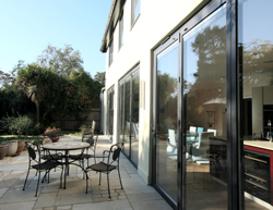 Extension and refurbishment with sustainable systems